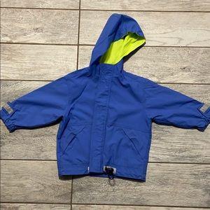 Hanna outdoor lined rain jacket